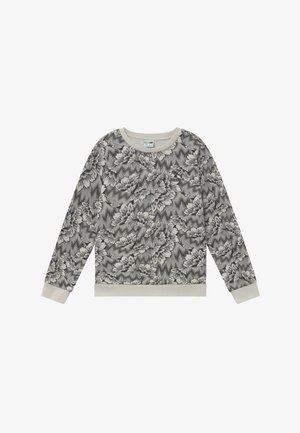 PUMA X ZALANDO CREW - Sweatshirt - silver birch