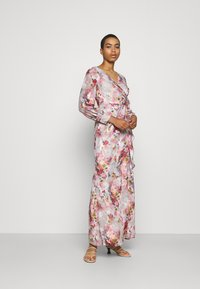 Adrianna Papell - FLORAL PRINTED GOWN - Occasion wear - rose/multi - 1