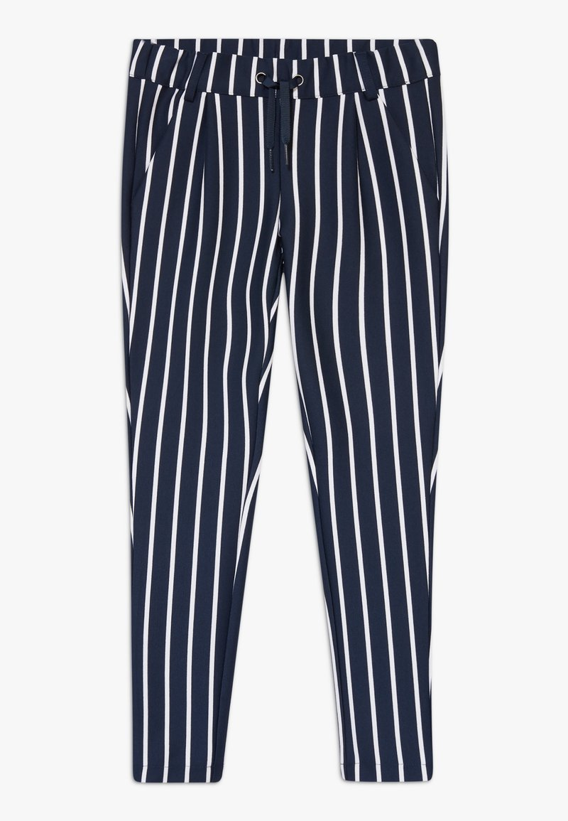 s.Oliver - LANG - Trousers - dark blue