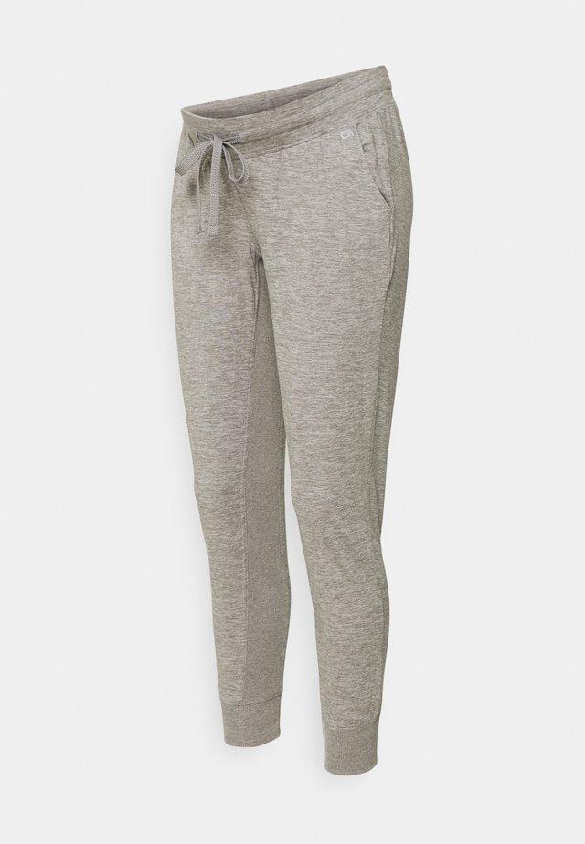UNDERBELLY MIX - Pantalones deportivos - pilot grey