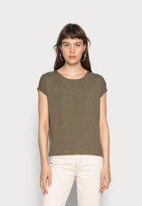 Vero Moda - T-shirt - bas - ivy green - 0