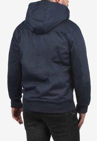 Solid - WALLACE - Light jacket - dark blue - 1