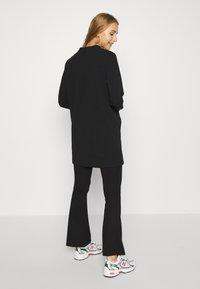 ONLY - ONLBELLA - Krátký kabát - black - 2
