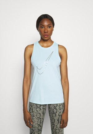 DRY TANK FEMME - Toppe - teal tint