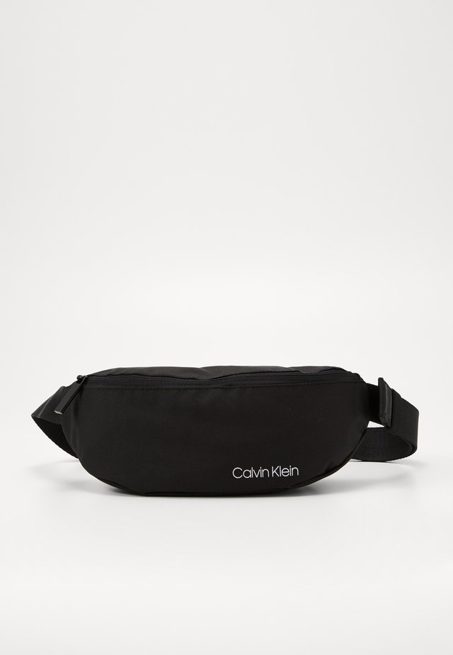 ITEM STORY WAISTBAG - Ledvinka - black