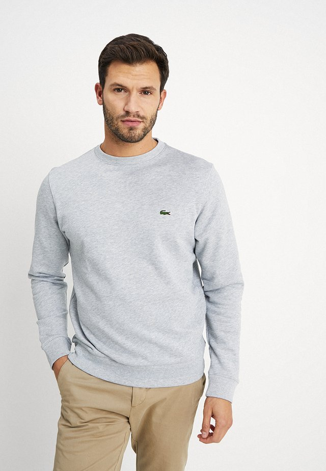 Sweater - argent chine