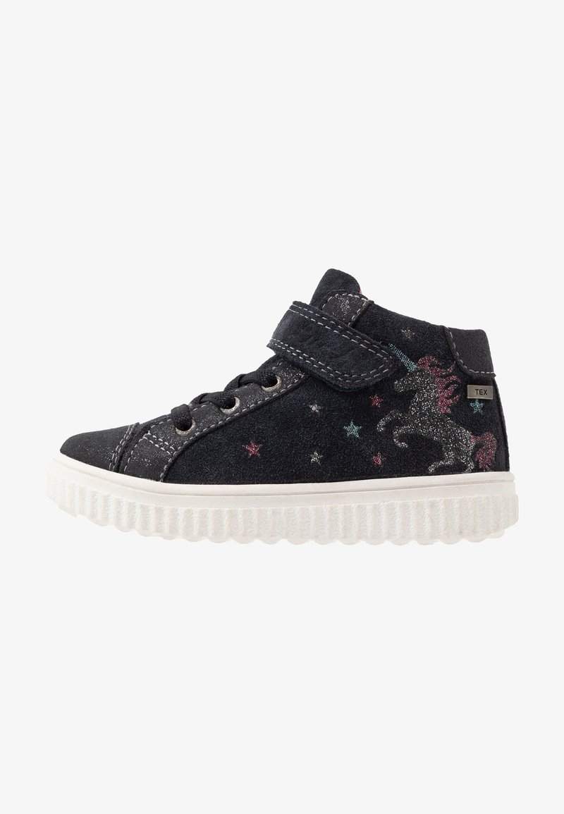 Lurchi - YUNA-TEX - Sneaker high - atlantic