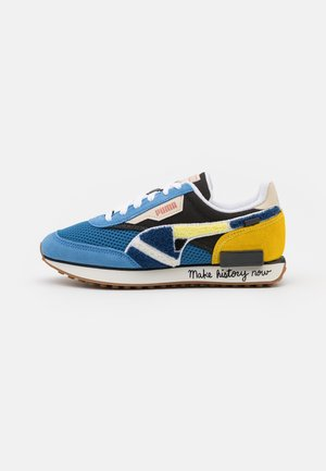FUTURE RIDER X BLACK FIVES UNISEX - Basketbalové boty - blue
