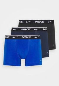 Nike Underwear - DAY STRETCH TRUNK 3 PACK - Pants - blue - 4