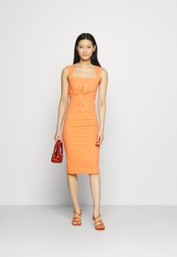 Mossman - THE ENVISION DRESS - Cocktail dress / Party dress - peach - 1