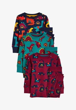 3 PACK  - Pyjama set - red
