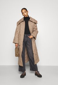 By Malene Birger - TIAMUS - Classic coat - clay - 1