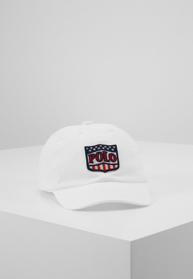 BASEBALL APPAREL ACCESSORIES - Casquette - white