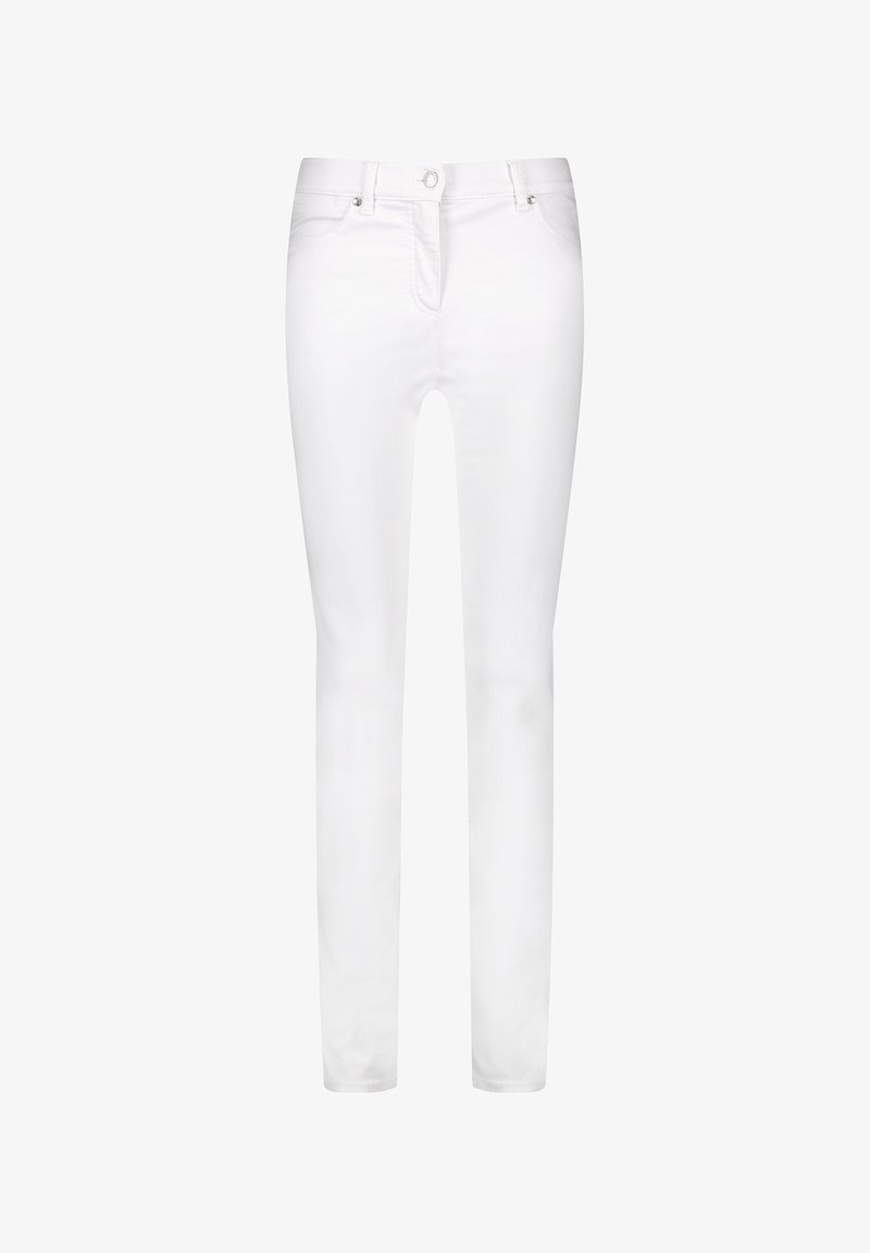 Gerry Weber Edition - Slim fit jeans - white