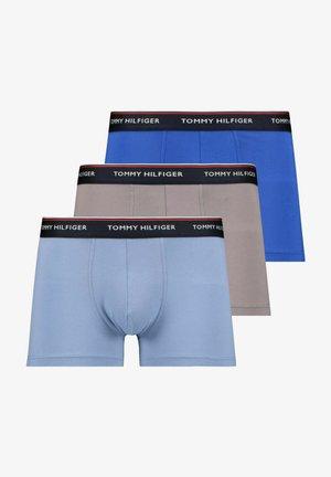 3 PACK - Pants - hellblau