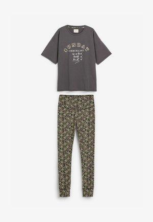 SET - Pyjamas - multi-coloured