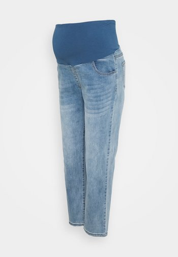 Straight leg jeans - cabarita blue