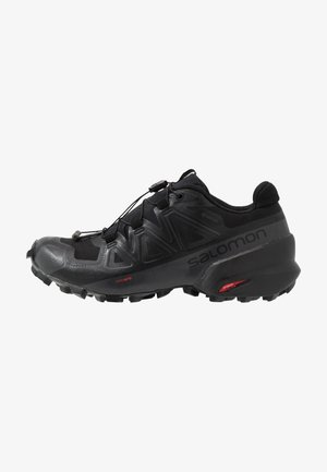 SPEEDCROSS 5 GTX - Trail running shoes - black/phantom