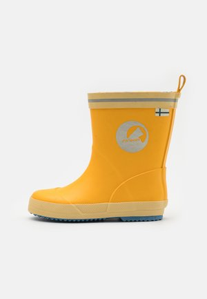 VESI UNISEX - Wellies - yellow