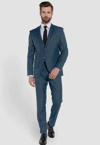 Steffen Klein - Suit - blaugrau - 0