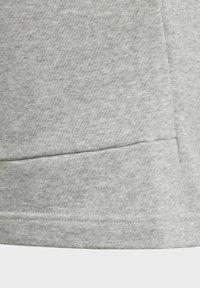 adidas Performance - BADGE OF SPORT SHORTS - Sports shorts - grey - 6