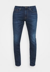 Tommy Jeans - SCANTON SLIM ASDBS - Vaqueros slim fit - aspen dark blue - 4