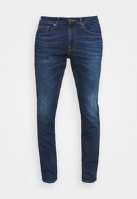 SCANTON SLIM ASDBS - Slim fit jeans - aspen dark blue