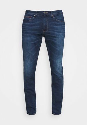 SCANTON SLIM ASDBS - Slim fit jeans - aspen dark blue