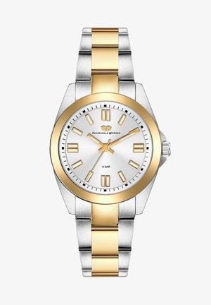 QUAR RHODENWALD SÖHNE UHR BICOLOR BICOLOR - Horloge - gold-coloured