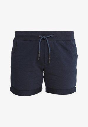 WOMAN BERMUDA - Sports shorts - navy