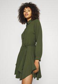 WAL G. - LAURY SHIRT DRESS - Shirt dress - khaki - 3