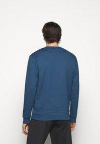 Les Deux - LENS - Sweatshirt - denim blue/white - 2