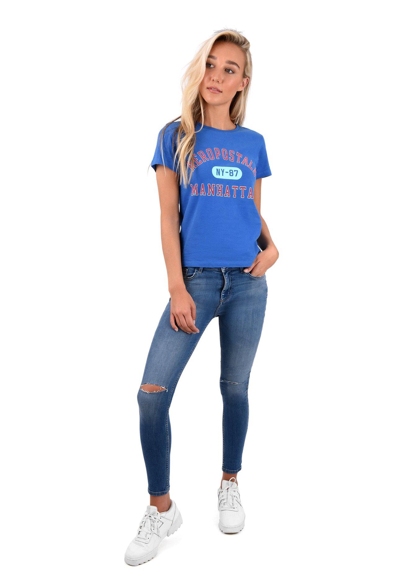 Damen MANHATTAN  - T-Shirt print