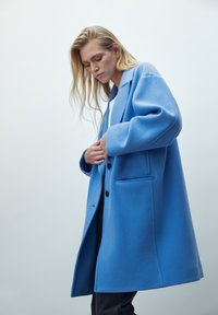 Massimo Dutti - Short coat - blue - 0