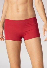 mey - SHORTS SERIE NATURAL SECOND ME - Pants - rubin - 0