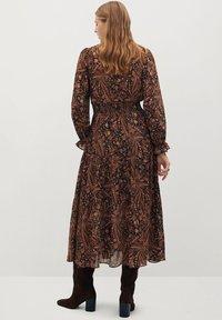 Mango - OSLO - Day dress - marrón - 1