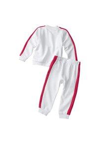 Puma - veste en sweat zippée - pastel parchment - 1