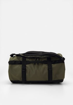 BASE CAMP DUFFEL S UNISEX - Sac de sport - olive/black