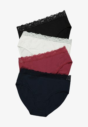 4 PACK - Briefs - multicolor
