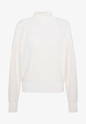 Jumper - antique white