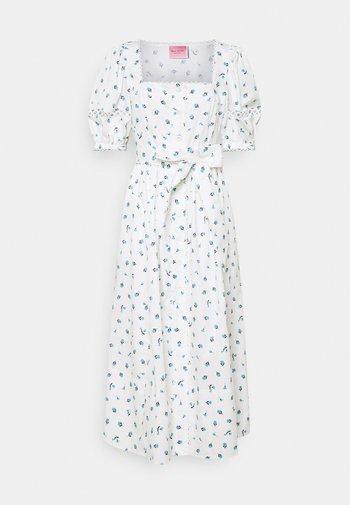 GARDEN DITSY DRESS - Day dress - french cream