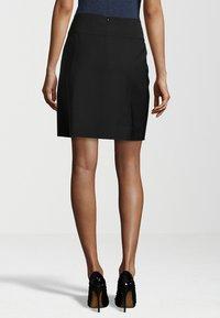 Cinque - CICLEAN - Pencil skirt - schwarz - 1