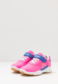 Kappa - DROUM II - Sports shoes - freaky pink/white - 3
