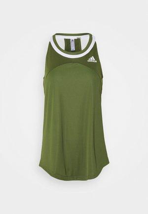 CLUB TANK - Sports shirt - wilpin/white