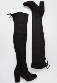 New Look - ERICA - Over-the-knee boots - black - 4