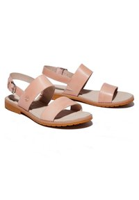 Timberland - Ankle cuff sandals - cameo rose - 4