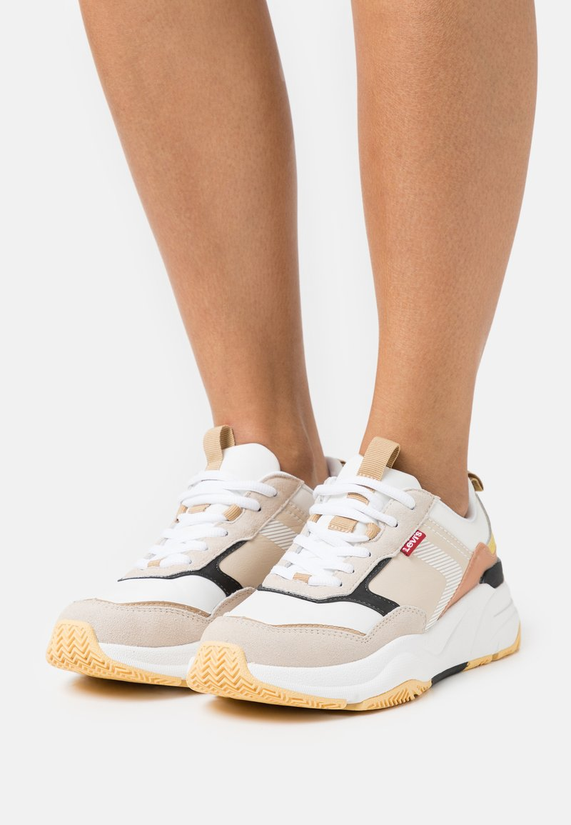 Levi's® - WEST - Trainers - beige