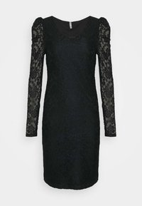 ONLY - ONLPOULA DRESS - Shift dress - black