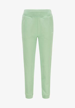 EJOY - Tracksuit bottoms - open green