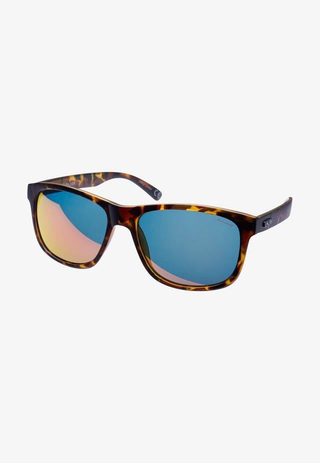 FAZER - Sports glasses - mottled brown
